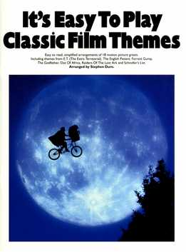 It's Easy To Play Classic Film Themes