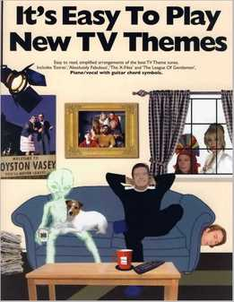It's Easy To Play New TV Themes