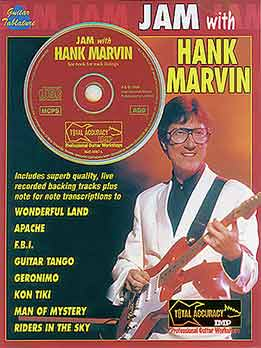 Jam With Hank Marvin