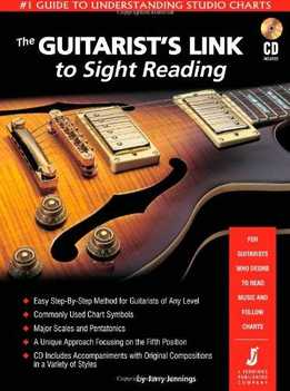 Jerry Jennings - The Guitarist's Link To Sight Reading