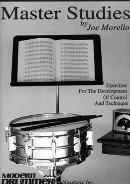 Joe Morello - Master Studies