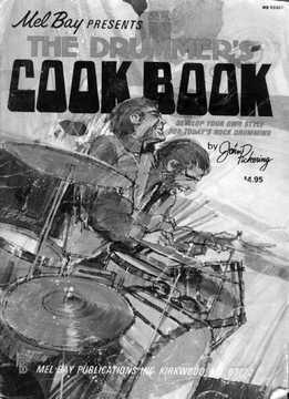 John Pickering - The Drummer's Cook Book