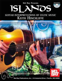 Keith Hinchliffe - Islands - Guitar Interpretations Of Celtic Music