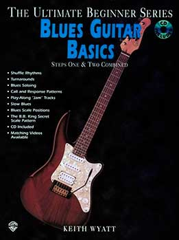 Keith Wyatt - Blues Guitar Basics