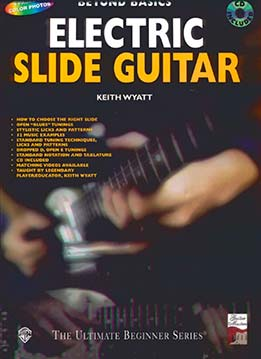 Keith Wyatt - Electric Slide Guitar