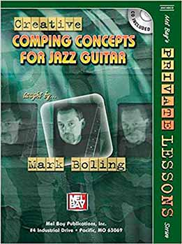Mark Boling - Creative Comping Concepts For Jazz Guitar