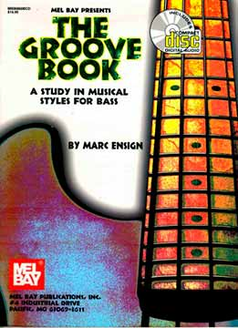Mark Ensign - The Groove Book