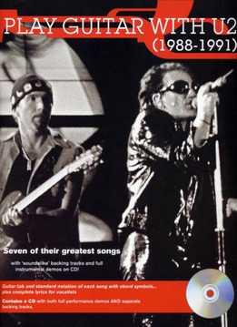 Play Guitar With U2 (1988 -1991)