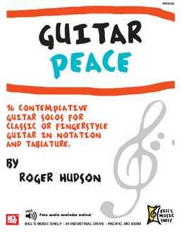 Roger Hudson - Guitar Peace