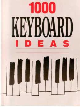 Ronald Herder - 1000 Keyboard Ideas
