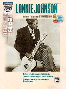 Stefan Grossman - Masters Of Country Blues Guitar - Lonnie Johnson