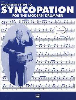 Ted Reed - Syncopation For The Modern Drummer