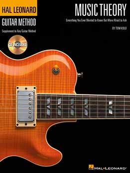 Tom Kolb - Music Theory For Guitarists