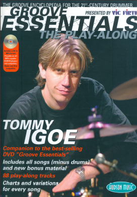 Vic Firth - Tommy Igoe Groove Essentials - The Play-Along