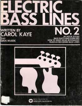 Carol Kaye - Electric Bass Lines No. 2