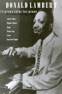 Donald Lambert - 15 Solos For Piano