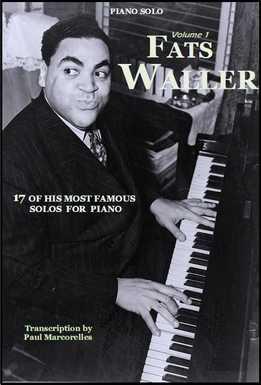 Fats Waller - 17 Solos For Piano Vol. 1