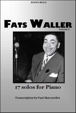Fats Waller – 17 Solos For Piano Vol. 2