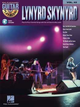 Guitar Play-Along Vol. 43 – Lynyrd Skynyrd