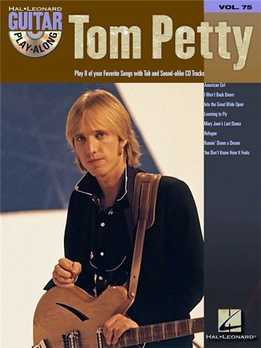 Guitar Play-Along Vol. 75 - Tom Petty