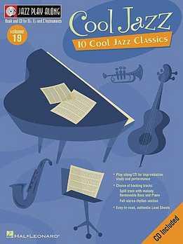 Jazz Play-Along Vol. 19 - Cool Jazz
