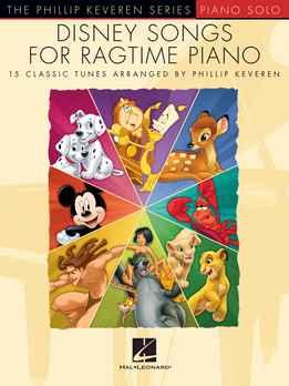 Phillip Keveren - Disney Songs For Ragtime Piano