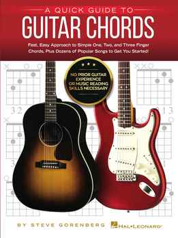 Steve Gorenberg - A Quick Guide To Guitar Chords