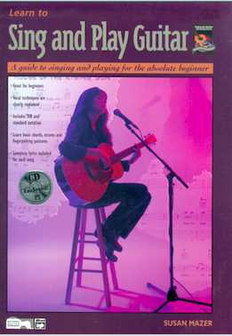 Susan Mazer - Learn To Sing And Play Guitar