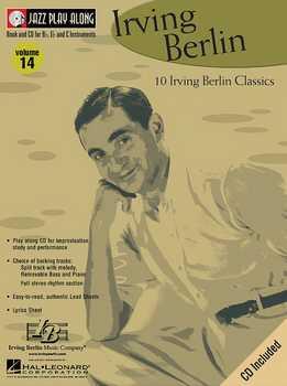 Jazz Play-Along Vol. 14 - Irving Berlin