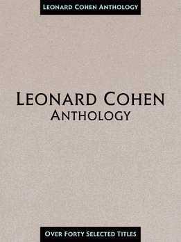 Leonard Cohen - Anthology