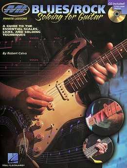 Robert Calva - Blues-Rock Soloing For Guitar