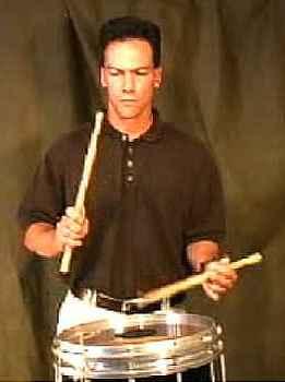 Vic Firth - Snare Drum Rudiment Sequences - Quadrant A-B+C-D + notes