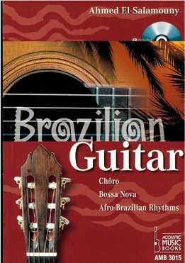 Ahmed El-Salamouny_Brazilian Guitar