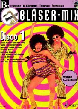 Blaser-Mix - Disco 1 (Eb)