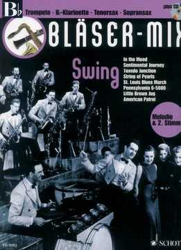 Blaser-Mix - Swing (Bb)