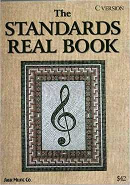 Chuck Sher - The Standard Real Book In C Version