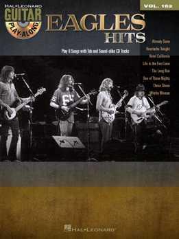 Guitar Play-Along Vol. 162 - Eagles Hits
