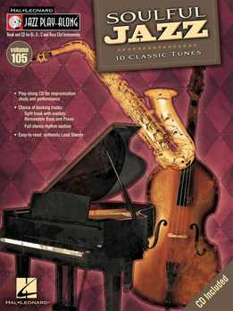 Jazz Play-Along Vol. 105 – Soulful Jazz
