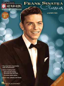 Jazz Play-Along Vol. 81 – Frank Sinatra Classics