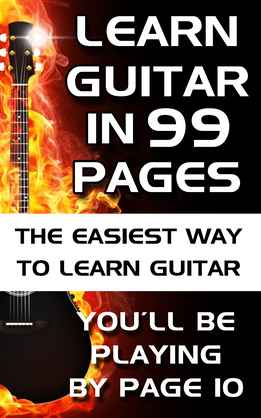 Mark Ford - Learn Guitar in 99 Pages. The Easiest Way To Learn Guitar