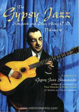 Paul Meader & Robin Nolan - The Gypsy Jazz Songbook Vol. 6