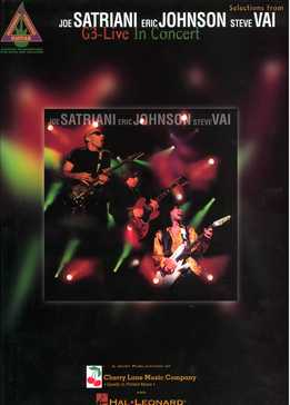 Steve Vai, Joe Satriani & Eric Johnson - G3 In Concert