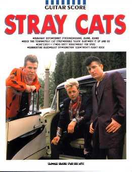 Stray Cats - Guitar Score