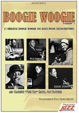 17 Boogie Woogie & Blues Piano Solos Vol. 2