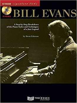 Brent Edstrom - Bill Evans - Keyboard Signature Licks