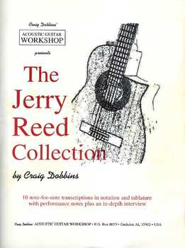 Craig Dobbins - The Jerry Reed Collection