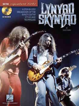 Dave Rubin - Lynyrd Skynyrd - Guitar Signature Licks