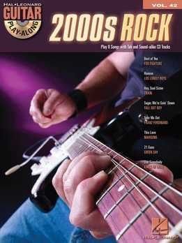 Guitar Play-Along Vol. 42 - 2000s Rock