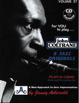 Jamey Aebersold - John Coltrane Vol. 27