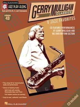 Jazz Play-Along Vol. 43 - Gerry Mulligan